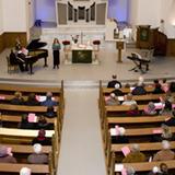 Gottesdienst in der Bonner Lutherkirche
