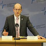 Oberkirchenrat Bernd Baucks