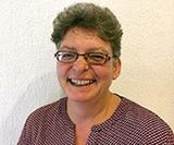 Evelin Heinle-Braun war gerade erst in Kusinia und ist noch voller Eindrücke (Foto: J. Gerhardt)