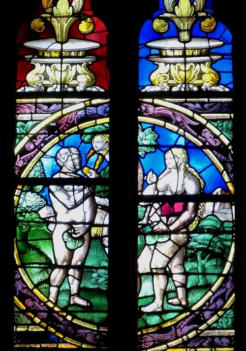 Der Beginn der Menschheit aus biblischer und naturwissenschaftlicher Sicht - eines der Themen der Predigt- und Vortragsreihe in der Friedenskirche in Bonn-Kessenich.