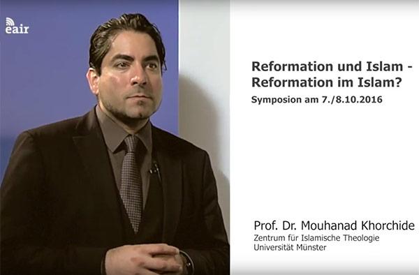 Professor Dr. Mouhanad Khorchide
