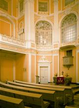 Die traditonsreiche evangelische Schlosskirche im Herzen und Hauptgebäude der Bonner Universität (Foto: Archiv Kirchenkreis)