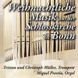 Mini-CD mit der neuen Klais-Orgel aus der Bonner Schlosskirche