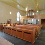 Gelungenes Multifunktionskonzept: die neu gestaltete Evangelische Kirche Baumholder.
