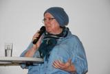 Fragen stellen, weiter denken: Rabeya Müller will selbständiges Denken fördern (Foto: Uta Garbisch)