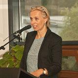 Eröffnete die Ausstellung: Prof. Dr. Helene Skladny