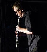 Der Bonner Georg Brinkmann gilt als einer der prägenden Musiker der Klezmerszene (Foto: Sabine Büttner)