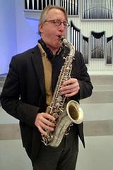 Der Musiker Matthias Höhn ist ein guter Bekannter in der Lutherkirche und kann mit einem unermesslichen Reichtum an musikalischer Vielfalt aufwarten (Foto: J. Gerhardt)