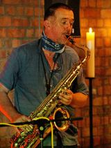 Eröffnet die Jazznacht in Paulus: der musikalisch tief berührende Saxophonist Jürgen Hiekel (Foto Buttler/Open Space)