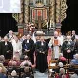 Höhepunkt des Reformationsjahres im Kirchenkreis An der Agger war der Reformationsgottesdienst in der evangelischen Kirche in Gummersbac